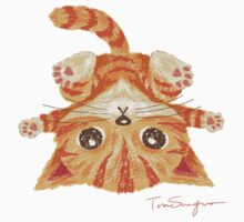 Tabby upside-down Kids Clothes