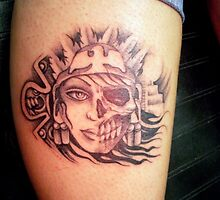Aztec princess by JimmyJack
