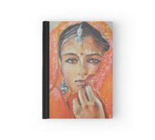 Veiled Series #1- Usha Hardcover Journal
