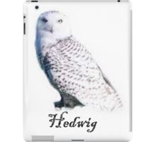 Hedwig Harry Potter iPad Case/Skin