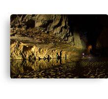 tunnel creek - kimberley, western australia Canvas Print