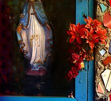 East LA Mary - Los Angeles by Larry3