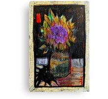The Artichoke Canvas Print