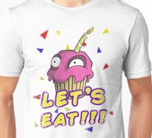 Let's Eat!!! Unisex T-Shirt