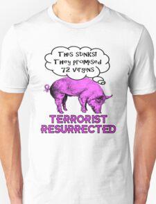 Terrorist Pig Resurrection T-Shirt