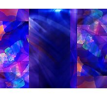 Abstract Composition   – April 13, 2010 Photographic Print