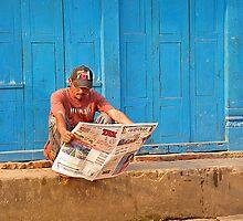 daily life in Bhaktapur - Nepal by Matt Eagles
