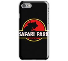 Safari Park.  iPhone Case/Skin