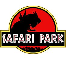 Safari Park.  Photographic Print