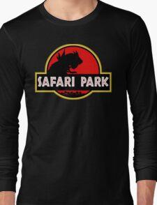 Safari Park.  Long Sleeve T-Shirt