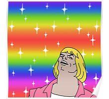 He-Man Gay Pride Poster