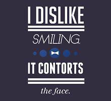I Dislike Smiling Unisex T-Shirt