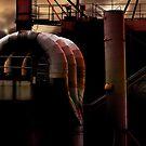 Heavy Metal 1 - The Heat Is On by John Poon