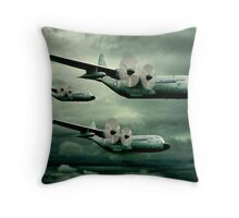 Hercules C-130 Throw Pillow