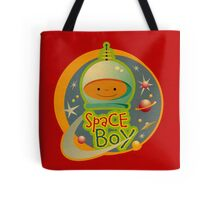 Space Boy! Tote Bag