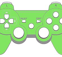 Controller - Green by brzt