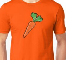 Cartoon Carrot Unisex T-Shirt