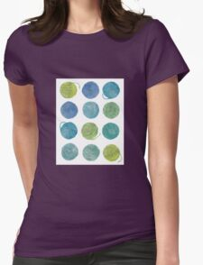 Yarn Womens Fitted T-Shirt