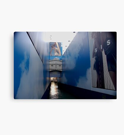 It pays to advertise! Canvas Print