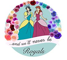 Royals Photographic Print