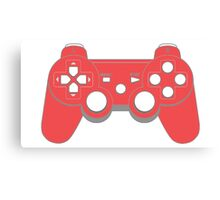Red - Controller Canvas Print