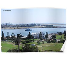 Newcastle NSW Poster