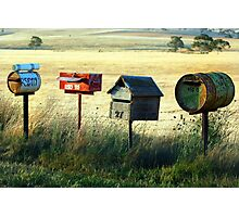 ~You've  Got Mail~ Photographic Print