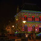 Northern Lights - Lighting Display - Adelaide Festival - North Terrace by chijude
