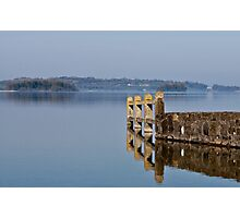 Lough Lene, Co Westmeath Photographic Print