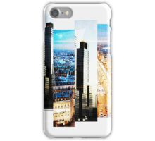 Cityscapes iPhone Case/Skin
