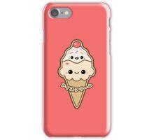 Cute Ice Cream iPhone Case/Skin