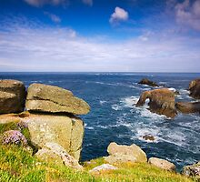 Carn Cheer - Cornwall by Douglas  Latham