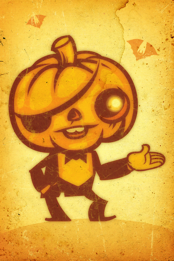 Halloween Boy by steamcrow