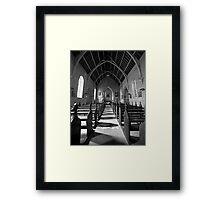 St. Aloysius Framed Print