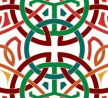 Celtic Heads Sticker