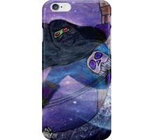 Night of the Alien Ninja Archer iPhone Case/Skin