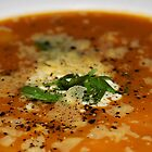Pumpkin Soup by SLRphotography