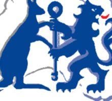 Chelsea Australia Sticker