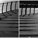 Floating Bridge (diptych 3/4) by Lenka