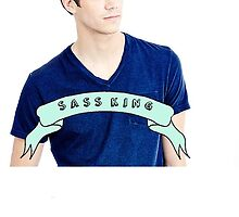 Sass King Grant Gustin by lauramccorddd