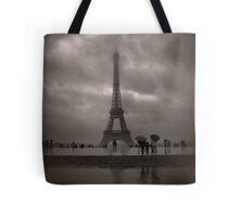 Damien's Paris Holiday Tote Bag