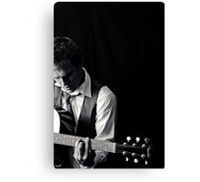 Dark Fender  Canvas Print