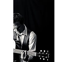 Dark Fender  Photographic Print