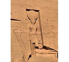 Abu Simbel Temple 9 Photographic Print