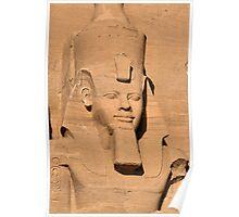 Abu Simbel Temple 17 Poster