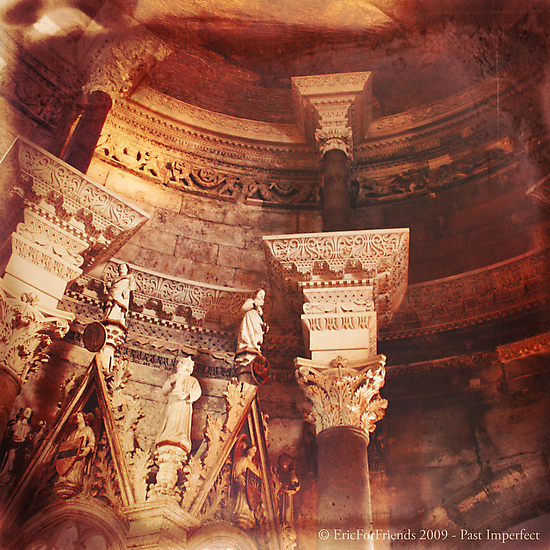 Past Imperfect - Cathedral Split, Croatia by Eric Strijbos
