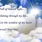 Full Of Heaven's Light by Visual   Inspirations