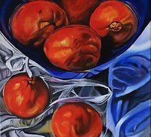 Orange Bowl by Susan van Zyl