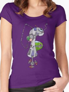 Inner Child Women's Fitted Scoop T-Shirt