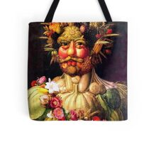 Spring Vintage Painting By Giuseppe Arcimbolodo Tote Bag